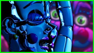 FNAF Sister Location - BALLORA'S SECRET...  -  Five Nights at Freddy's Sister Location TRAILER