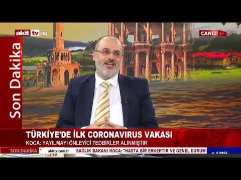 Akit TV Gün Başlıyor Programı Canlı Yayın Konuğu Sadettin TURHAN