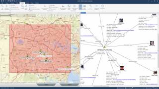 point duty esri connector for i2 anlayst s notebook geo spatial query