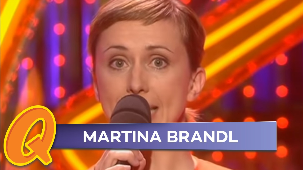 Martina Brandl: Fundstück der Woche | Quatsch Comedy Club Classics