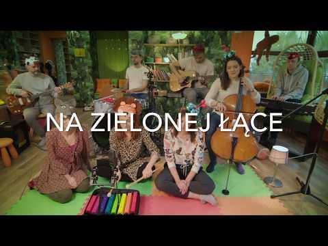 dla dzieci – Na zielonej łące – Mamy Śpiewamy; Warszawa 2019