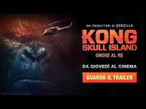 Kong Skull Island - Dal 9 Marzo al cinema