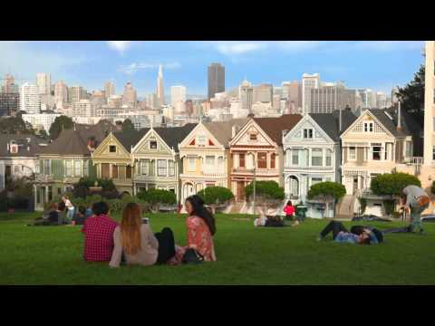 San Francisco in 4K (part 1)