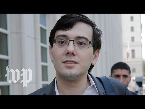 Martin Shkreli to be sentenced