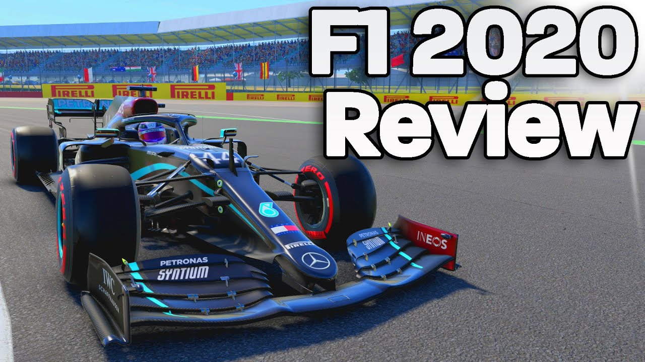 IntoTheBarrier: F1 2020 Review!