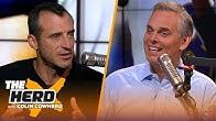 Doug Gottlieb talks Rams trade for Jalen Ramsey, Mariota benched and SB contenders | NFL | THE HERD