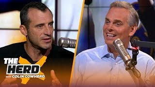 Doug Gottlieb talks Rams trade for Jalen Ramsey, Mariota benched and SB contenders | NFL | THE HERD