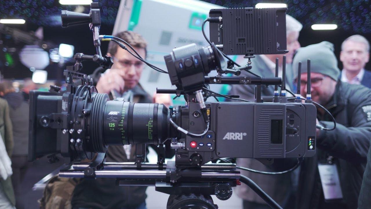ARRI ALEXA LF Large-Format Camera, Explained