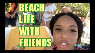 One of ROCHELLE CLARKE's most viewed videos: VLOG #24 BEACH LIFE WITH FRIENDS