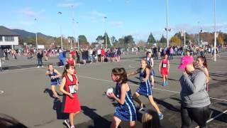 Nelson Girls Prep vs Waimea netball