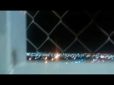 Crossing the US-Mexico border on El Paso / Juarez
