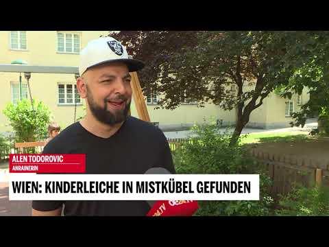 Wien: Kinderleiche in Mistkübel gefunden