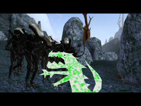 OpenMW (& Morrowind)