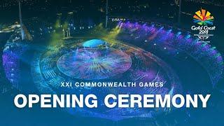 Gold Coast 2018   Opening Ceremony