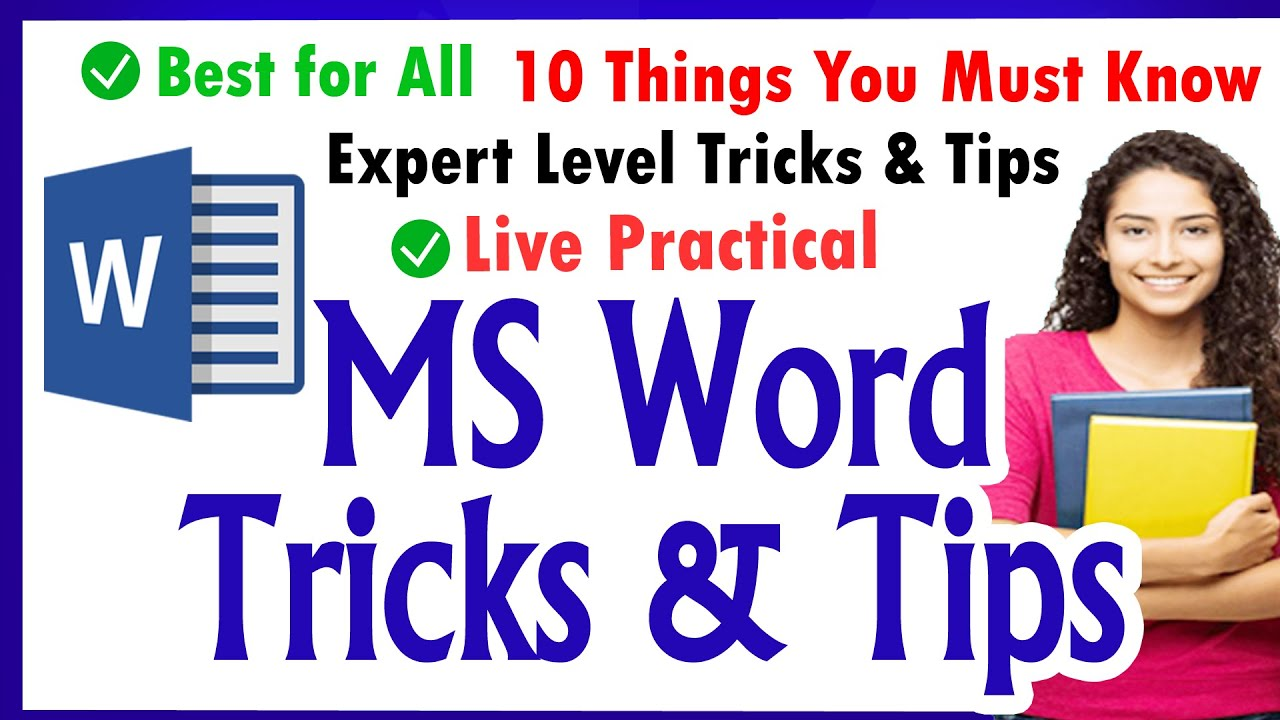 [Eng] Ms word tips and tricks | Ms word shortcut code tricks | expert level ms word | Hamro Academy