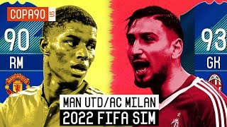 Manchester United or AC Milan, Who Has the Brighter Future? - FIFA 18 SIM | Ep. 9