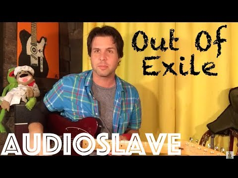 Guitar Lesson: How To Play Out Of Exile By Audioslave
