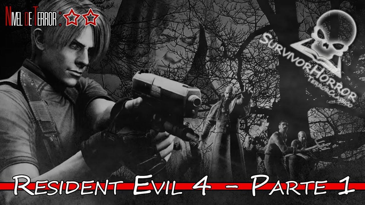 Resident Evil 4 - Parte 1 - Detonado - Vamos Jogar #1