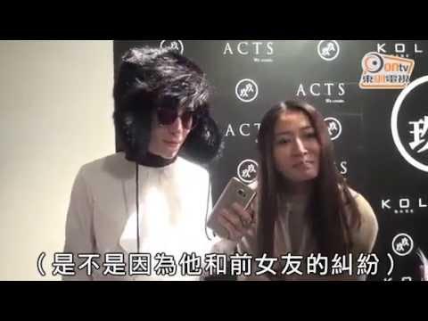 Hwangbo talks about Hyun Joong 2016/02/03 in Hongkong