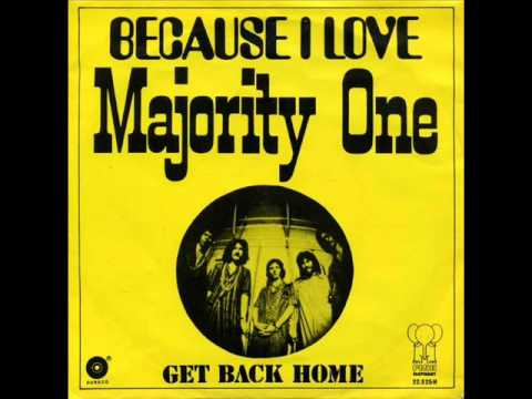 Majority One - Because i love you