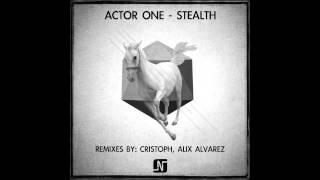 Actor One - Stealth (Alix Alvarez Remix) - Noir Music