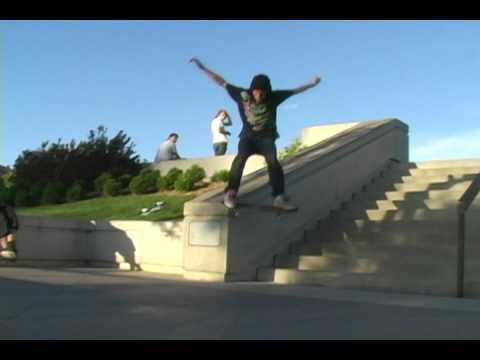 Rob Dyrdek DC Skate Plaza Kettering Ohio