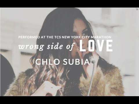 CHLO SUBIA - Wrong Side of Love [Live Performance - New York City Marathon]