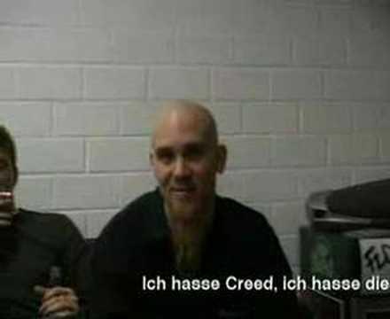 Nick Oliveri talks about Creed