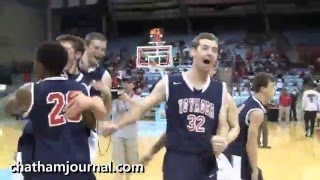 Voyager Academy wins NCHSAA 1A State Basketball Championship