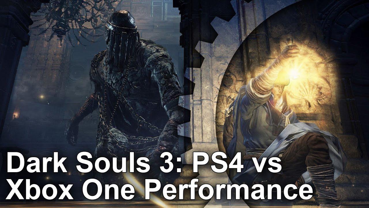 Face-Off: Dark Souls 3 • Eurogamer net