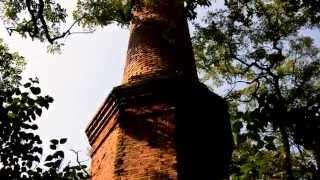 Tajemniczy murowany komin