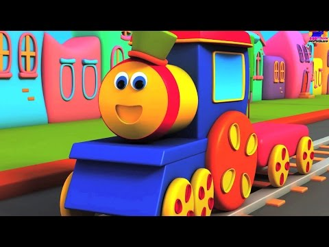 Bob der Zug   bob der Zug Alphabet Abenteuer   bob Zug Lieder für Kinder
