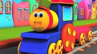 Bob der Zug | bob der Zug Alphabet Abenteuer | bob Zug Lieder für Kinder