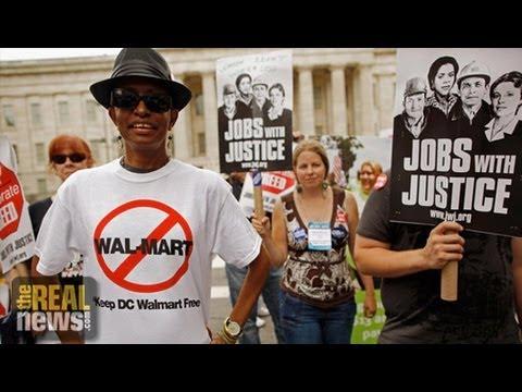 Walmart Gets Clearance to Open Doors in DC
