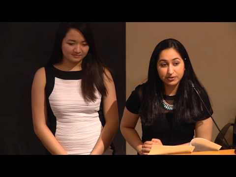 Connecther.org - Girls Impact the World Film Festival Awards at Harvard!