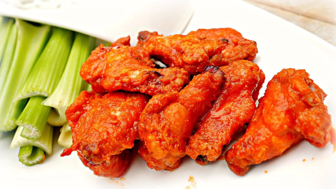 Sizzling Hot Wings And Things