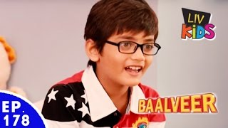 Baal Veer - बालवीर - Episode 178 - Manav Wins Cycle Race