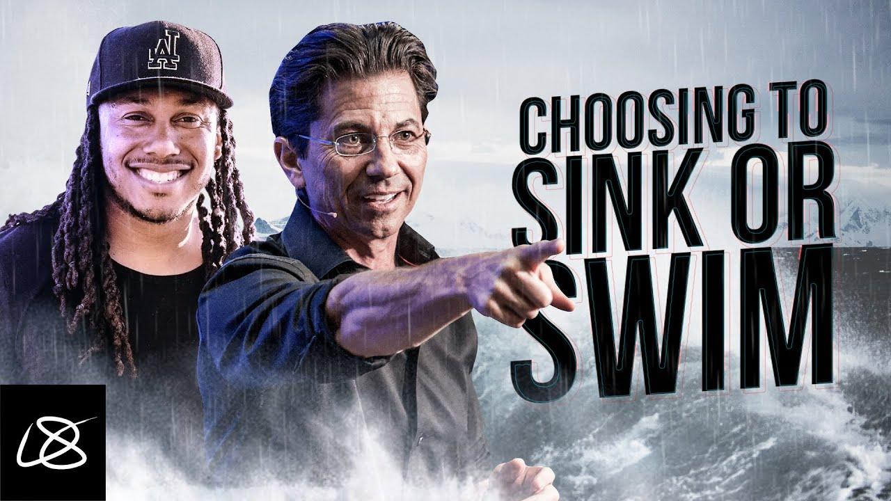 Trent Shelton + Dean Graziosi Interview   Choosing To Sink Or Swim