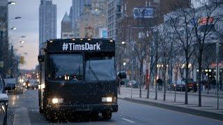 #TimsDark Bus Commercial | Tim Hortons Dark Roast Coffee Thumbnail
