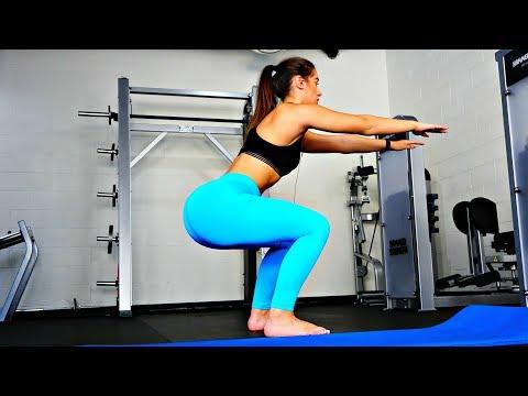 Home Butt Workout | No Equipment Needed