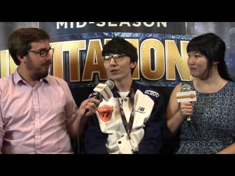 Easyhoon on Azir, Standing Behind Faker's Spotlight, and an English Thank You to Fans