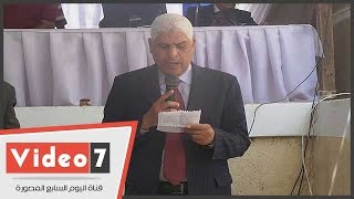 رئيس الهيئة الزراعية المصرية: مهرجان الخيول العربية ساهم فى تنشيط السياحة بمصر