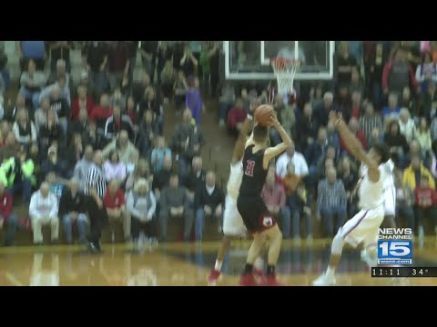 Huntington North Beats Wayne In The Sectional Semifinal On 3/2/18