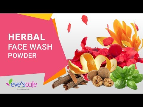 HERBAL FACE WASH POWDER | 100% NATURAL | Get Clear, Spotless , Glowing Skin
