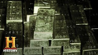 Stolen WWII Gold Found in German Tunnels | In Search Of (Season 2) | History
