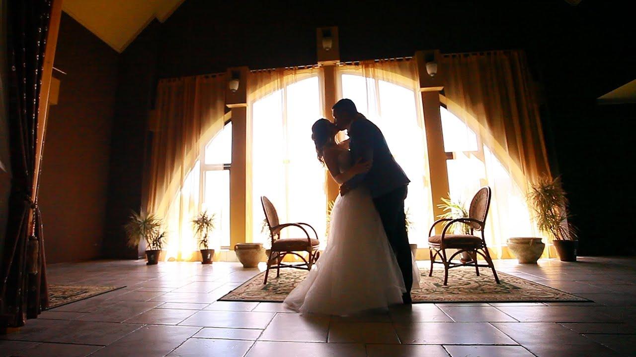 Сказочная свадьба! Свадебный клип свадьбы в замке.