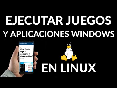 Cómo Ejecutar Juegos y Aplicaciones de Windows en Linux
