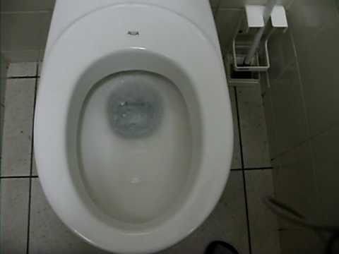 Rare, Allia Paris toilet!... - YouTube