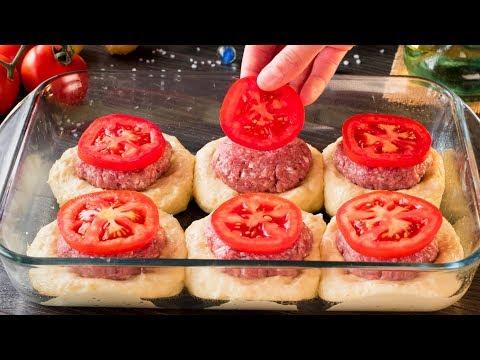 Картошка в духовке с мясом - простой рецепт из самых доступных ингредиентов! | Appetitno.TV