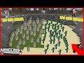 VIDEO STREAM THỬ THÁCH 100 CON GOLEM ĐẤU VỚI 100 CON ZOMBIE*REDHOOD STREAM ZOMBIE ĐẤU VỚI GOLEM